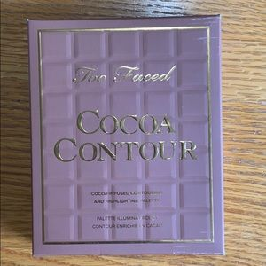 New Too Faced Cocoa Contour Palette